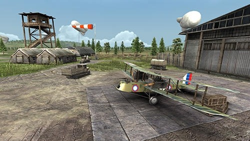 Warplanes: WW1 Sky Aces Android Game Image 4