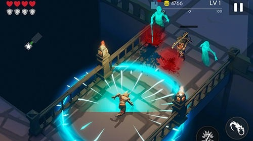 Restless Dungeon Android Game Image 4