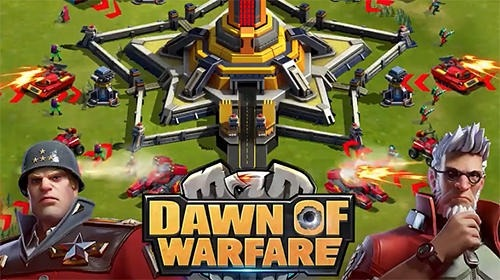 Dawn Of Warfare Android Game Image 1