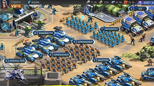 Dawn Of Warfare Android Game Image 2