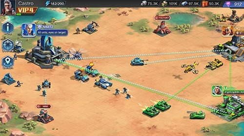 Dawn Of Warfare Android Game Image 3