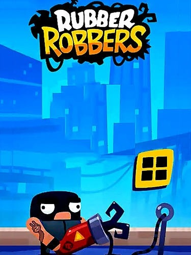 Rubber Robbers: Rope Escape Android Game Image 1