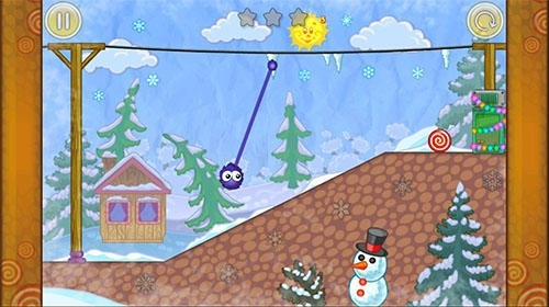 Catch The Candy: Winter Story Android Game Image 2