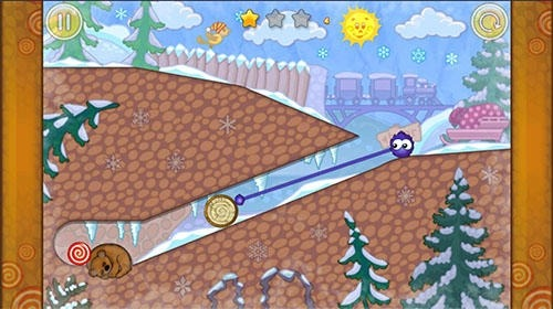 Catch The Candy: Winter Story Android Game Image 4