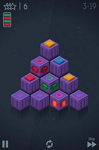 Kings Kollege: Stacko Android Game Image 2