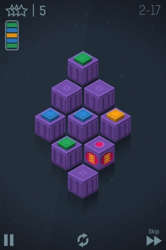 Kings Kollege: Stacko Android Game Image 3