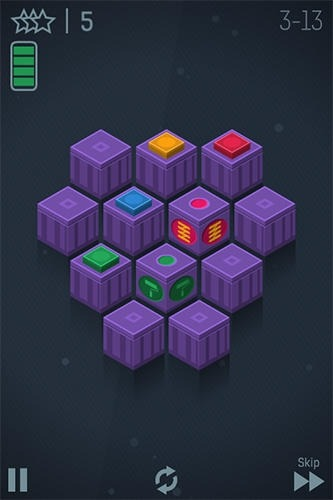 Kings Kollege: Stacko Android Game Image 4