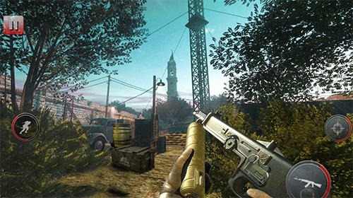Sniper Cover Operation Android Game Image 3