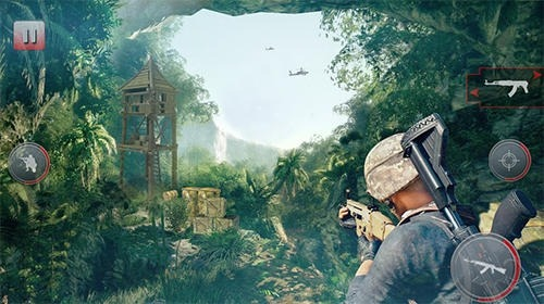Sniper Cover Operation Android Game Image 4