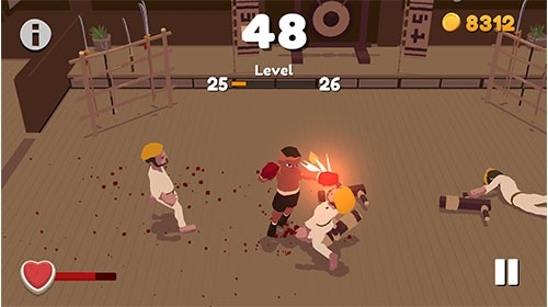 Brutal Beatdown Android Game Image 2