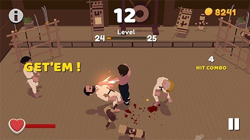 Brutal Beatdown Android Game Image 3