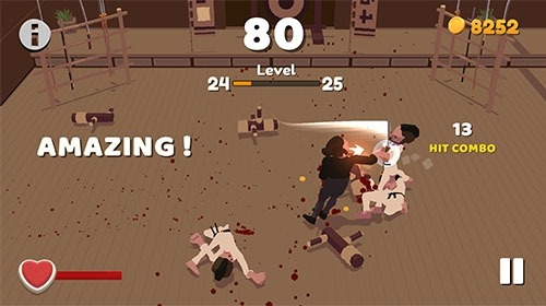 Brutal Beatdown Android Game Image 4