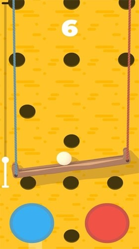 Don't Let The Ball Fall Android Game Image 3