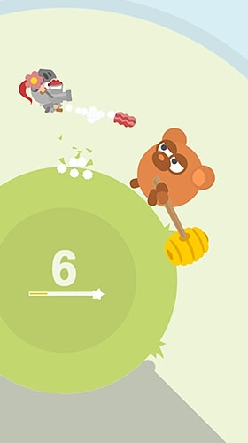 Hop Chop Android Game Image 2