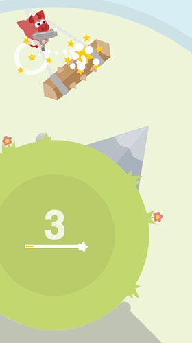 Hop Chop Android Game Image 3