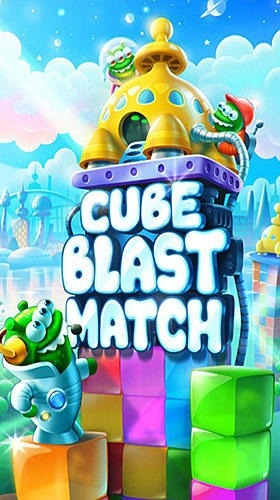 Cube Blast: Match Android Game Image 1