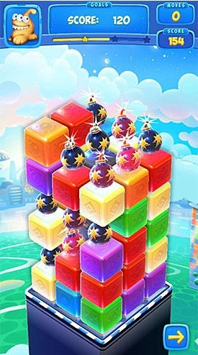 Cube Blast: Match Android Game Image 2