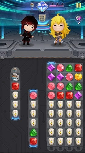 RWBY: Crystal Match Android Game Image 2