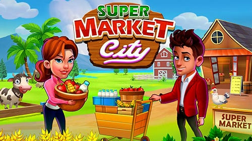 Supermarket City: Farming Game Android Game Image 1