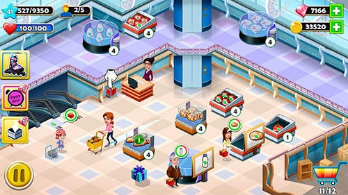 Supermarket City: Farming Game Android Game Image 2