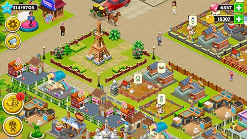 Supermarket City: Farming Game Android Game Image 3