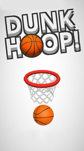 Dunk Hoop Android Game Image 1