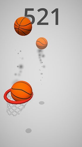 Dunk Hoop Android Game Image 2