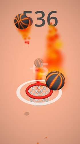 Dunk Hoop Android Game Image 3