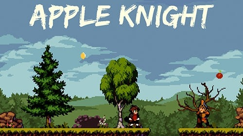 Apple Knight: Action Platformer Android Game Image 1