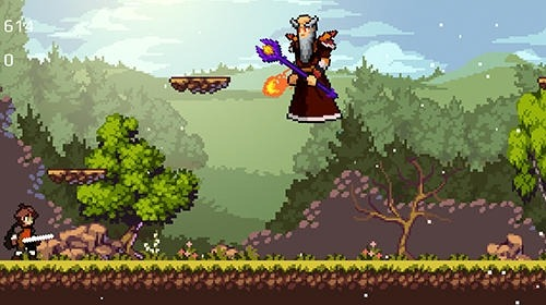 Apple Knight: Action Platformer Android Game Image 4