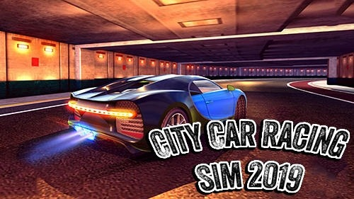 City Car Racing Simulator 2019 Android Game Image 1