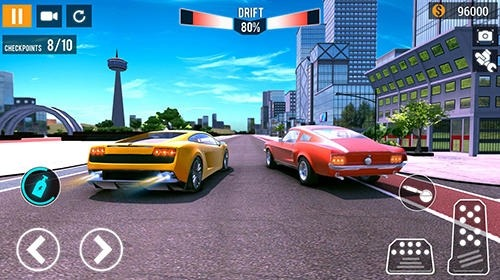 City Car Racing Simulator 2019 Android Game Image 3