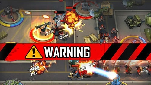 M-day Android Game Image 2