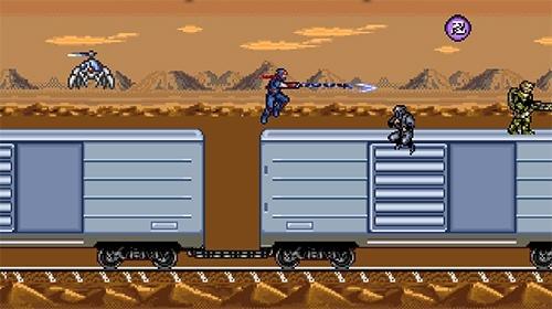 Ninja Ranger Android Game Image 2