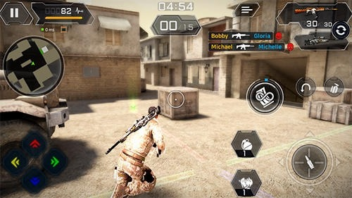 Special Force M: Battlefield To Survive Android Game Image 3