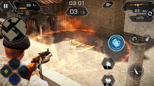 Special Force M: Battlefield To Survive Android Game Image 4