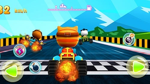 Speed Drifters: Go Kart Racing Android Game Image 3