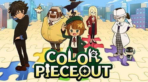 Color Pieceout Android Game Image 1