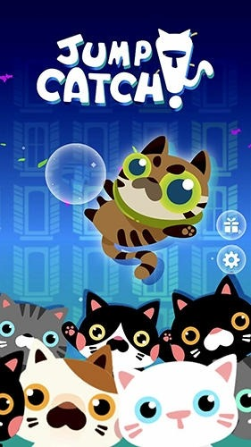 Jump! Catch! Android Game Image 1
