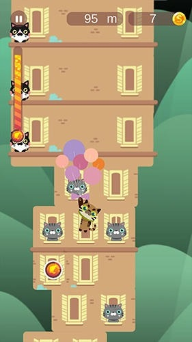 Jump! Catch! Android Game Image 2