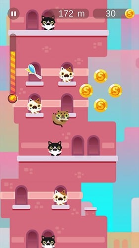 Jump! Catch! Android Game Image 3
