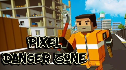 Pixel Danger Zone Android Game Image 1