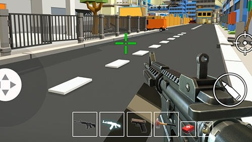 Pixel Danger Zone Android Game Image 3
