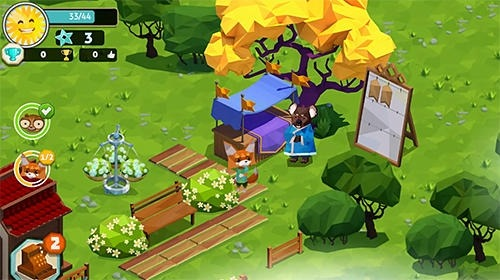 Tiny Tea Paradise Android Game Image 2