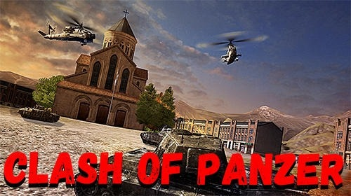 Clash Of Panzer Android Game Image 1