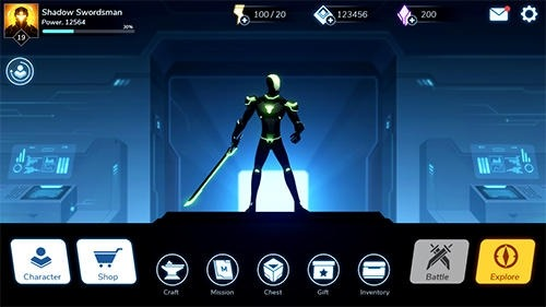 Overdrive 2: Shadow Legion Android Game Image 2