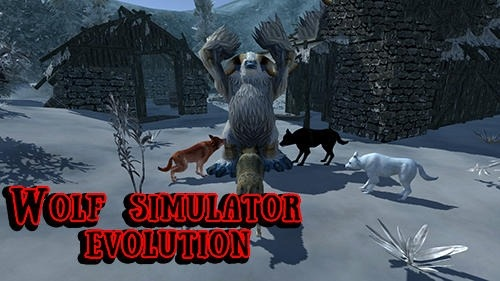 Wolf Simulator Evolution Android Game Image 1