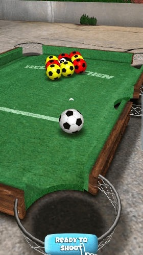 Foot Pool: World Championship Android Game Image 3