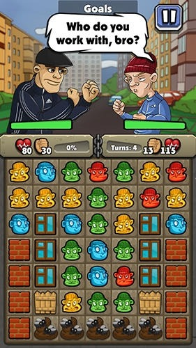 Kingpin: Puzzles Adventure Android Game Image 3