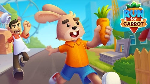 Run For Carrot Android Game Image 1